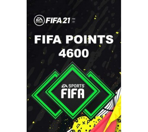 FIFA 21: 4600 FUT Points