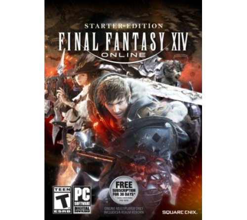 Final Fantasy XIV: Online Starter Edition - Official Website