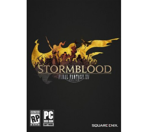 Final Fantasy XIV: Stormblood DLC