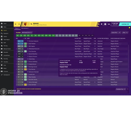 Football Manager 2020 - Steam