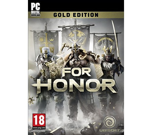 For Honor Gold Edition - Uplay EU