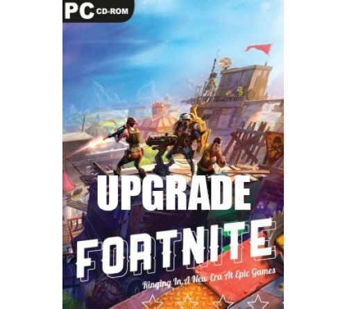 Fortnite Save the World Upgrade RU