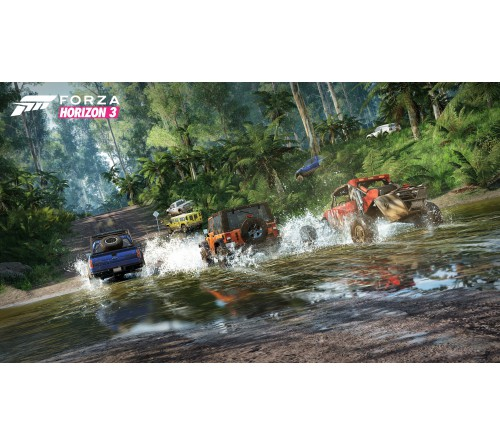 Forza Horizon 3 (PC/Xbox One) - Xbox Play Anywhere