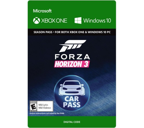 Forza Horizon 3 Car Pass DLC (PC / Xbox One) - Xbox Play Anywhere
