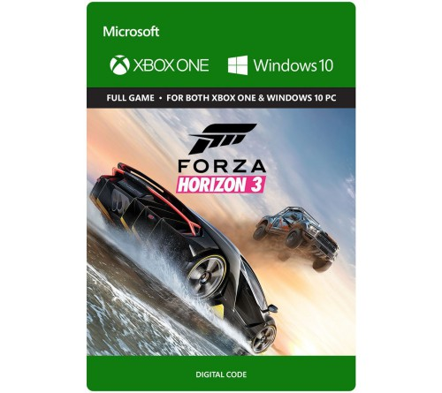 Forza Horizon 3 + Hot Wheels DLC (PC/Xbox One) - Xbox Play Anywhere