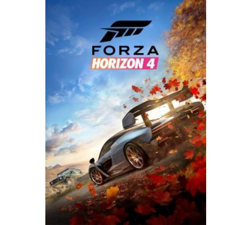Forza Horizon 4 (PC/Xbox One) - Xbox Play Anywhere