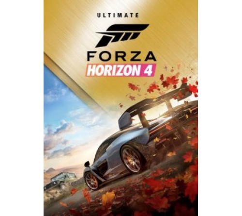 Forza Horizon 4 Ultimate Edition (PC/Xbox One) - Xbox Play Anywhere
