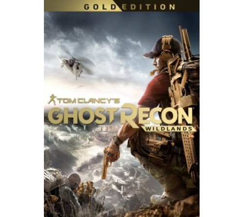 Ghost Recon: Wildlands Gold Edition - Steam Gift