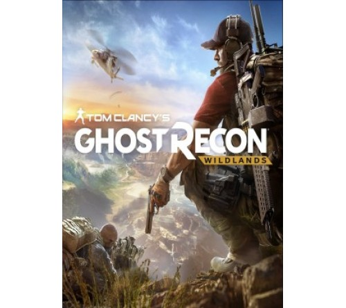 Ghost Recon: Wildlands Digital Deluxe - Steam Gift