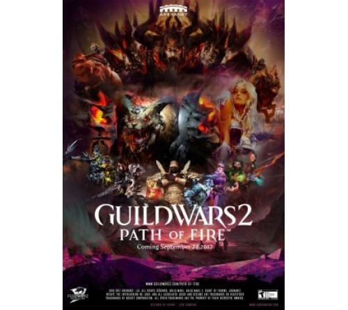 Guild Wars 2: Path of Fire - NCSoft