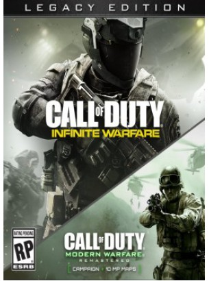 Call of Duty: Infinite Warfare Legacy Edition - Steam