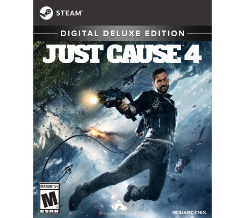 Just Cause 4 Deluxe - Steam RU