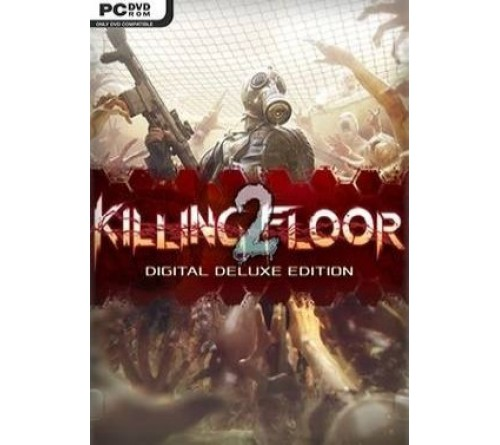Killing Floor 2 Deluxe Edition - Steam