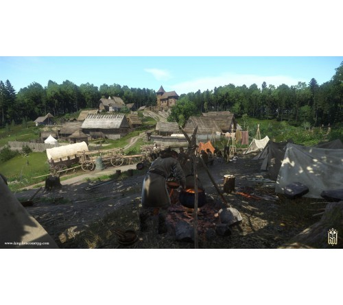 Kingdom Come: Deliverance From the Ashes DLC - Steam