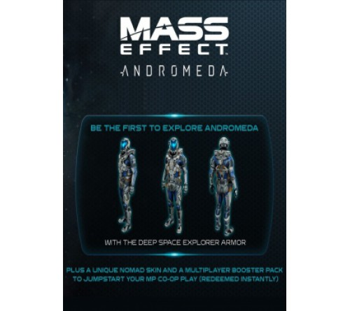 Mass Effect Andromeda Deep Space Pack - Origin