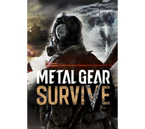 Metal Gear Survive - Steam RU