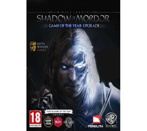 Middle-Earth: Shadow of Mordor GOTY Upgrade - Steam