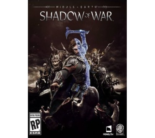 Middle-Earth: Shadow of War - Steam
