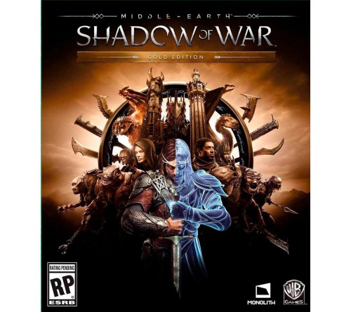 Middle-Earth: Shadow of War Gold Edition - Steam