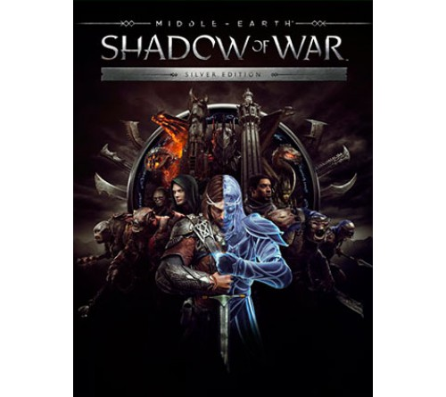 Middle-Earth: Shadow of War Silver Edition - Steam