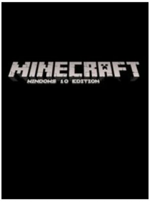 Minecraft Windows 10 Edition - Microsoft