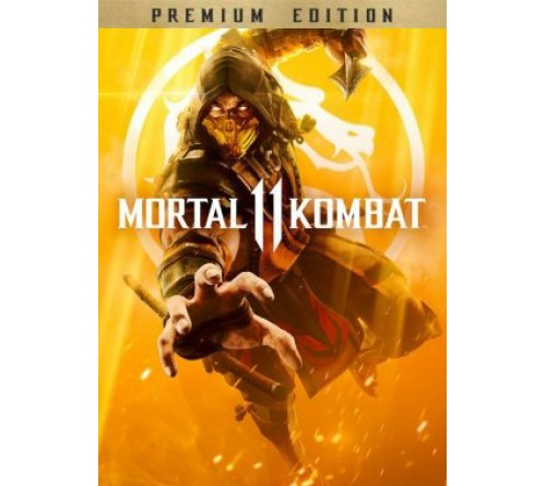 Mortal Kombat 11 Premium - Steam Global