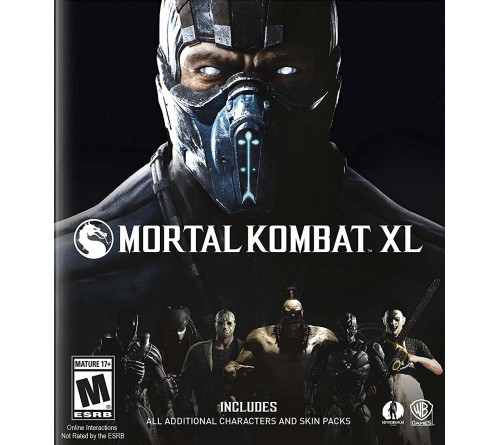 Mortal Kombat XL - Steam