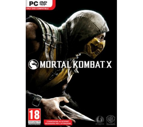 Mortal Kombat X Standard Edition - Steam