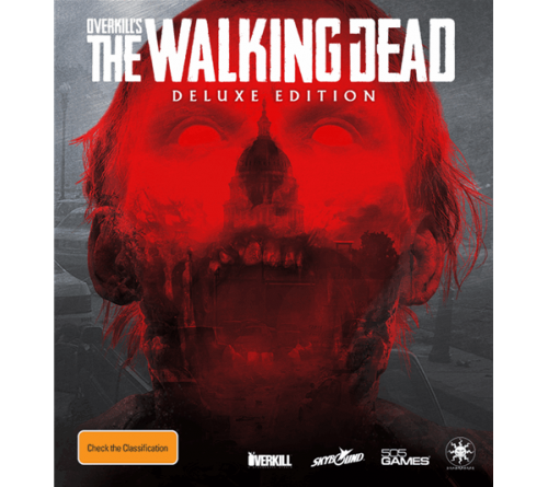 Overkill's The Walking Dead Deluxe - Steam RU