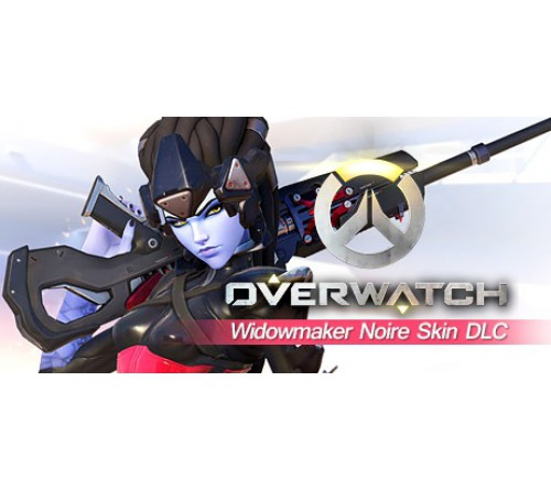 Overwatch Widowmaker Noire Skin DLC