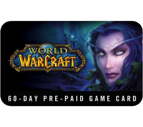 World of Warcraft : 60 Days Game Time - US
