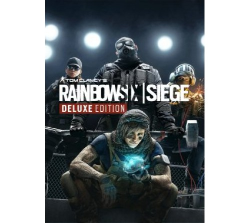 Rainbow Six Siege: Deluxe Edition - Steam Gift