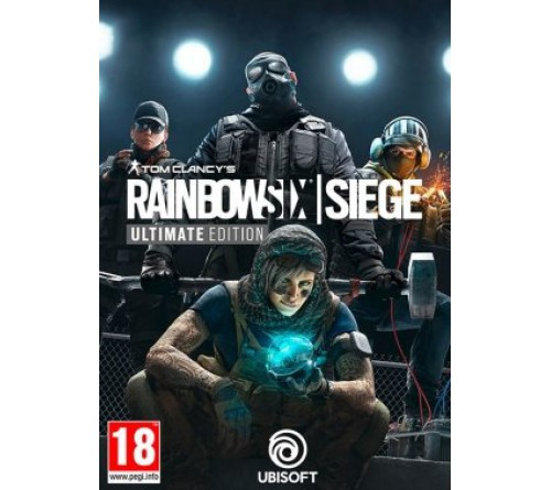 Rainbow Six Siege: Ultimate Edition - Steam Gift