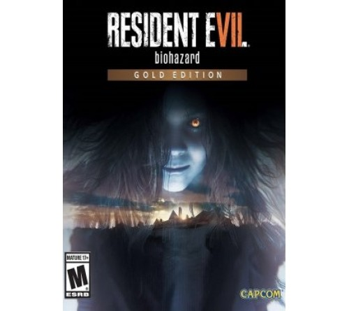 Resident Evil 7 Gold Edition - Steam Global