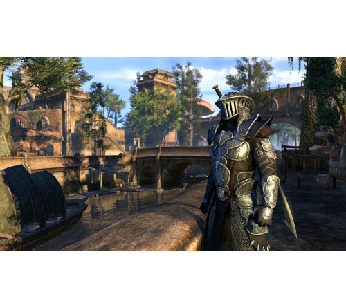 The Elder Scrolls Online: Tamriel Unlimited + Morrowind