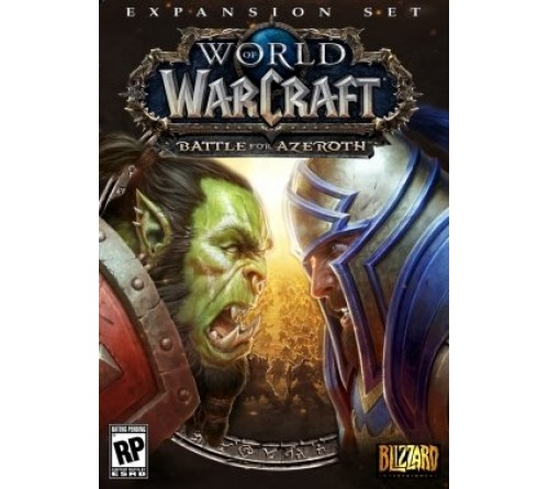 World of Warcraft : Battle for Azeroth - US