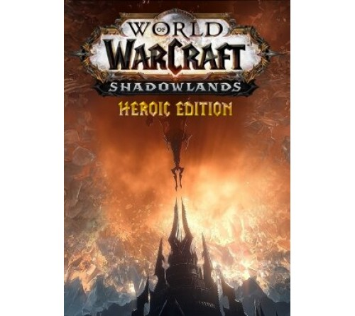 World of Warcraft: Shadowlands Heroic - US