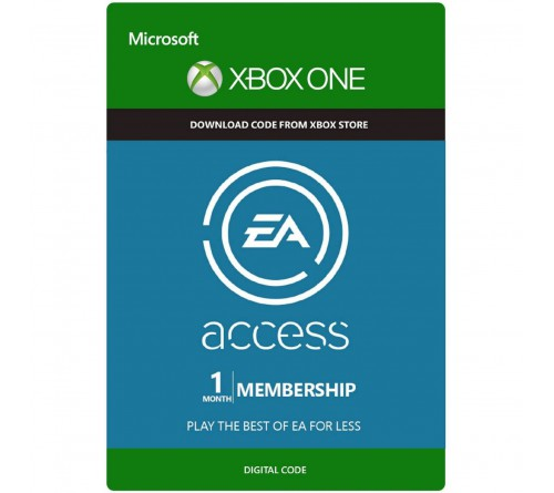 EA Access 1 Month - Xbox ONE