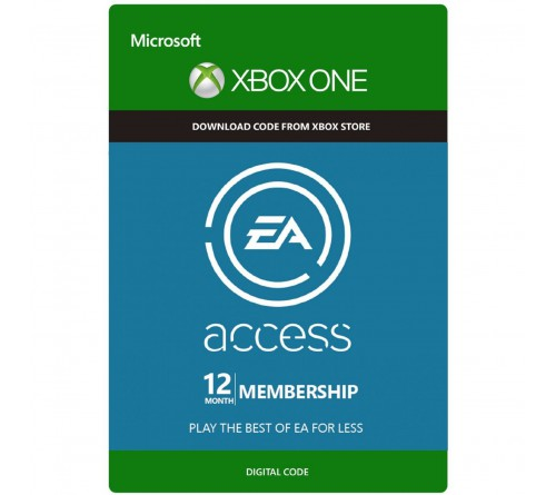 EA Access 1 Year  - Xbox ONE