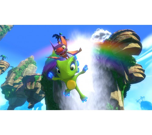 Yooka-Laylee - Steam